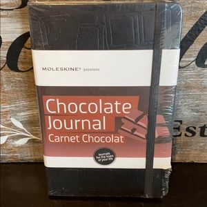Moleskine Passion Journal- Chocolate
